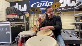 Zac Brown Band percussionist starts face shield company