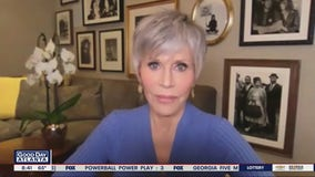 Jane Fonda reflects on 25 years of GCAPP ahead of anniversary celebration