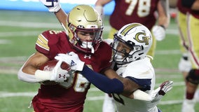 BC rolls over Georgia Tech 48-27