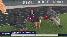 Centennial vs. River Ridge