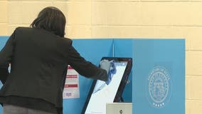Inside the Vote: In-person voting