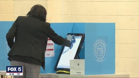 Inside the Vote - COVID-19 safety at the polls
