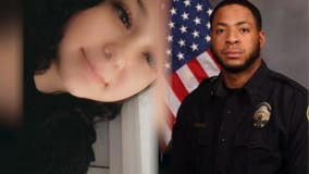 Officer comforts teen shooting victim in final moments