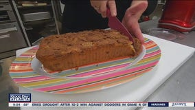 Apple Fritter Bread with Chef Elizabeth Weaver
