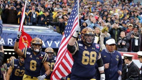 Army-Navy game being moved to West Point due to Philadelphia's attendance limits
