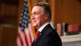 Democrats accuse Georgia Sen. Perdue of mocking Kamala Harris' name
