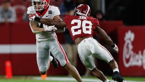 No. 2 Alabama roars back for 41-24 win over No. 3 Georgia