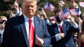 President Trump plans to early vote in Florida on Saturday