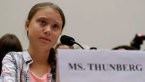 Climate activist Greta Thunberg endorses Joe Biden