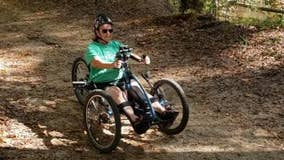 Nonprofit hopes to launch mountain bike program for people with physical disabilities