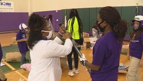FOX Sports donates $43K in sports equipment to North Texas Boys & Girls Clubs