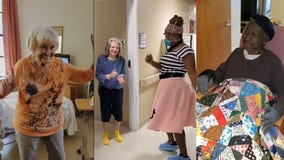 Georgia seniors boogie away pandemic loneliness with Friday dance parties