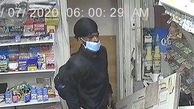 Police: Man wanted for firing at Atlanta gas station clerk, robbing him