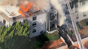 Red Cross: 70 displaced in Doraville apartment fire