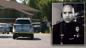 Arkansas police officer dead, another injured in shootout with suspect