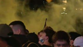 76 arrested, 8 officers injured after Lakers celebration turns violent