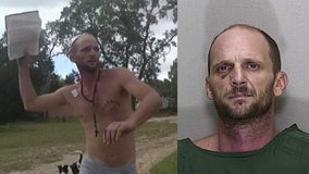 'I condemn you': Florida man accused of hitting deputy in face with a Bible