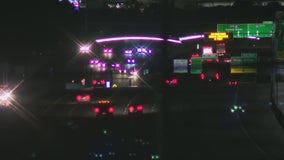 Pedestrian killed in crash on I-75