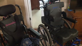 Man with 2 special needs children hopes to raise money for wheelchair accessible van