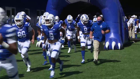 Georgia State holds on for 36-34 win over Troy