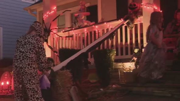 Douglasville community changes Halloween tradition due to COVID-19