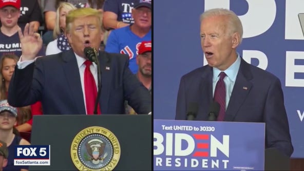 Georgia voters debate impact of early voting on Trump and Biden