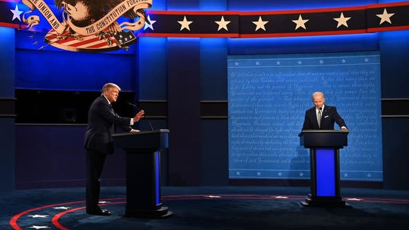 Watch the presidential debate: Trump, Biden face off in final matchup before Election Day
