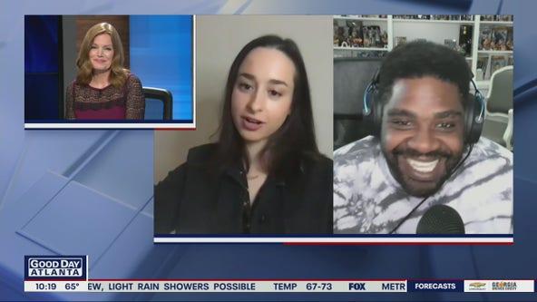 Ali Kobert and Ron Funches talk new series Top Secret Videos