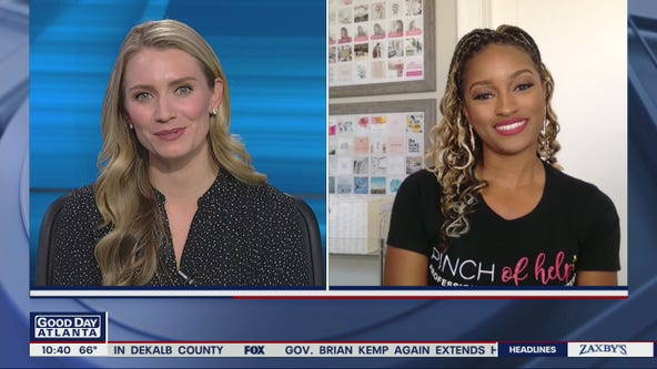 Getting Organized livewith Brittani from Pinch of Help