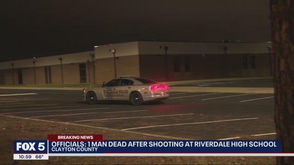 Shooting at Riverdale High School