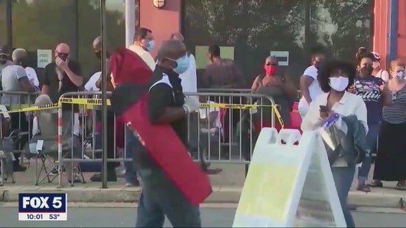 Double voting concerns on final day of early voting
