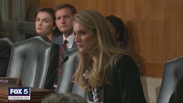 Georgia Senators vote for Amy Coney Barrett