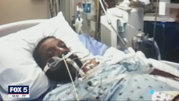 Conyers man with pre-existing conditions survives COVID-19