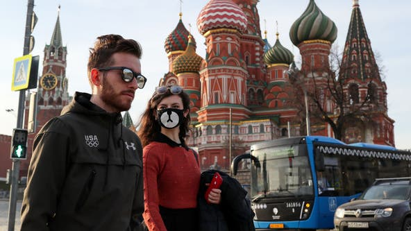 Russia imposes mask mandate, Germany locks down amid rising COVID-19 infections