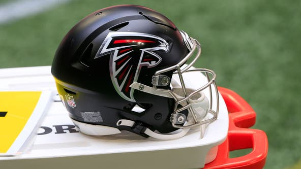 Falcons earn first victory of the season with win over Giants