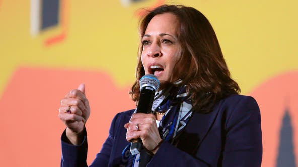 Sen. Kamala Harris to make return to Georgia Sunday