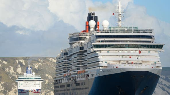 CDC releases guidelines for resumption of cruise ship operations starting Nov. 1