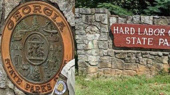 Deputies searching for 'irreplaceable' missing Georgia park medallion