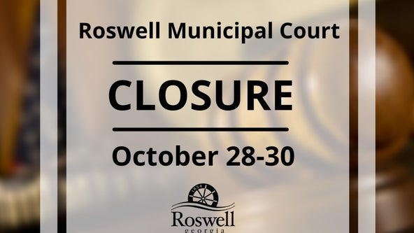 Roswell court closed after employee's positive COVID-19 test