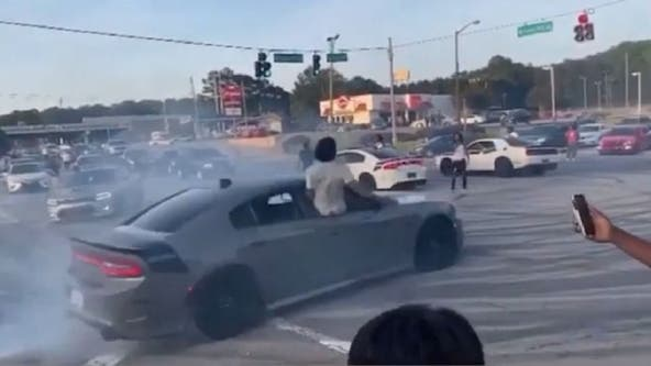 Atlanta official proposes change to crack down on street racing