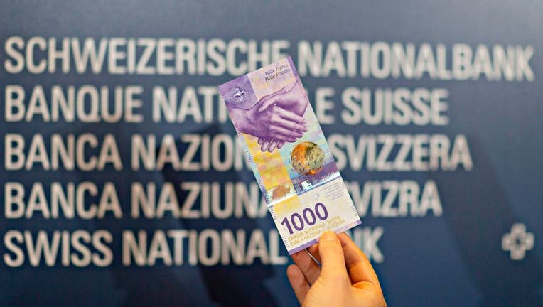 SWITZERLAND-BANKING-MONEY