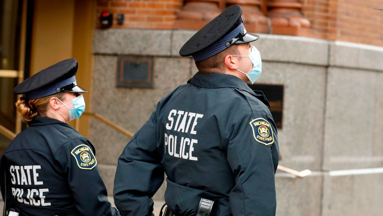 GettyImages-1212973218 Michigan State Police