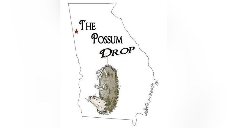 Georgia's Possum Drop New Year's Eve celebration cancelled due to COVID-19