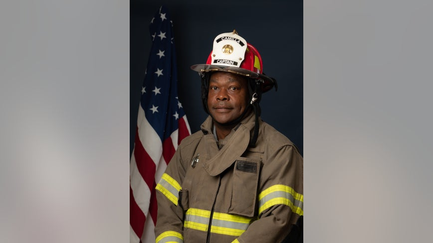 Veteran Georgia firefighter dies while on duty
