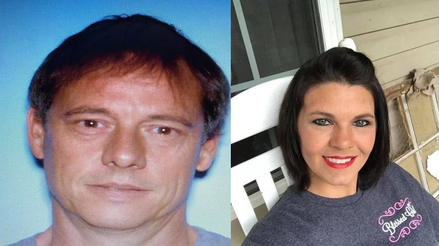 Manhunt underway for Polk County man accused of killing his wife