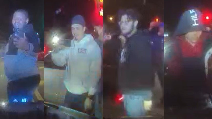 Atlanta police release photos of possible street racing suspects