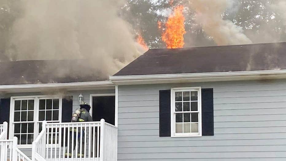 Source: Cherokee County Fire