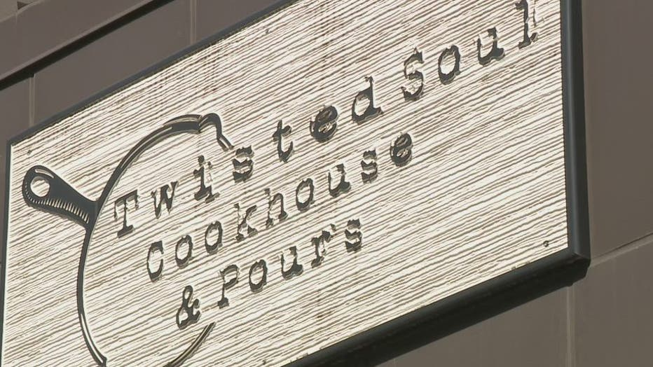 Twisted Soul Cookhouse & Pours in West Midtown Atlanta.
