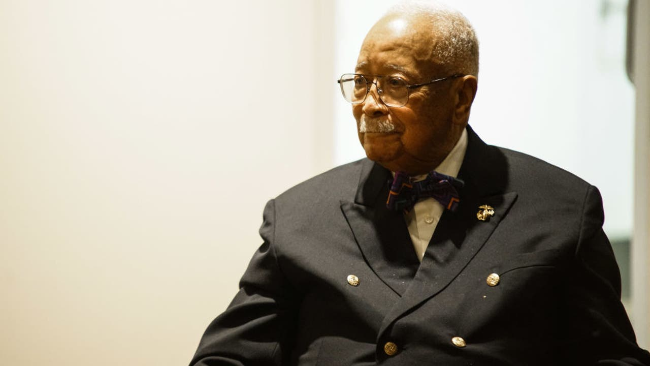 David Dinkins, NYCs first African American mayor, has...