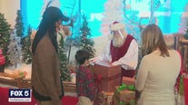 Businesses make changes to in-person Santa visits
